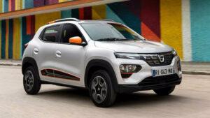Fotos: Dacia Spring 2021