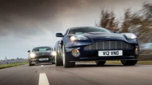Fotos del Aston Martin Vanquish vs Vanquish S