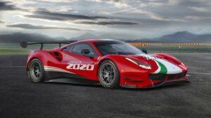 Fotos del Ferrari 488 GT3 Evo 2020