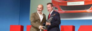 Fotos del Citroën C4 Premio Estrella Luike