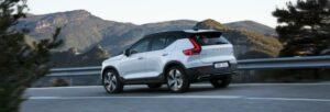 Fotos de la prueba del Volvo XC40