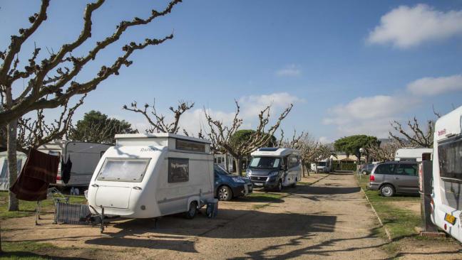 Campings en la Costa Brava para ir con autocaravana