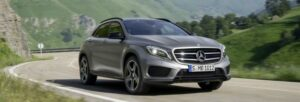 Fotos del Mercedes GLA 2016