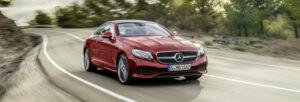 Prueba del Mercedes-Benz Clase E Coupé