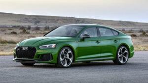 Fotos del Audi RS 5 Sportback