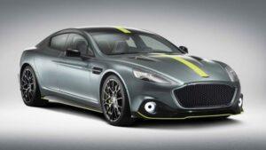 Fotos del Aston Martin Rapide AMR