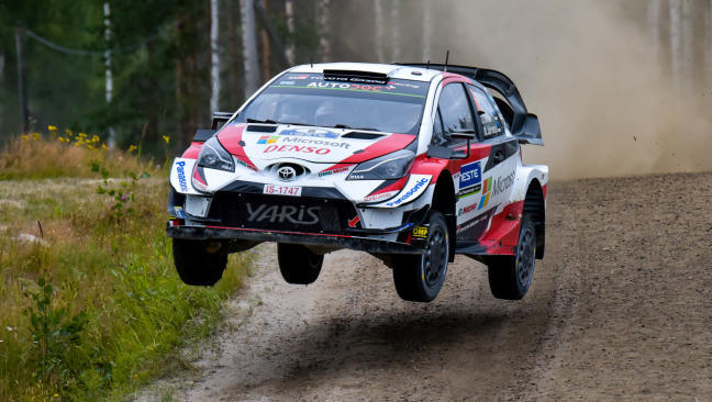 Fotos del WRC: Finlandia 2019