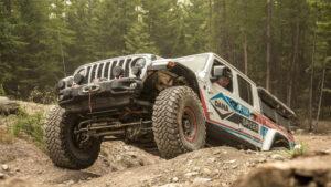Los Jeep Gladiator del SEMA Show 360