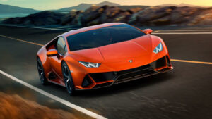 Fotos del Lamborghini Huracán Evo