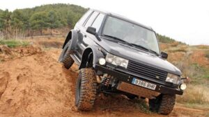 Range Rover P38 V8 3.9 con preparación extrema
