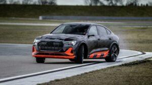 Fotos: Audi e-tron S y e-tron Sportback S
