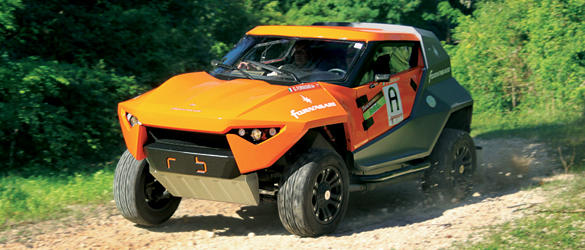 racing buggy 21