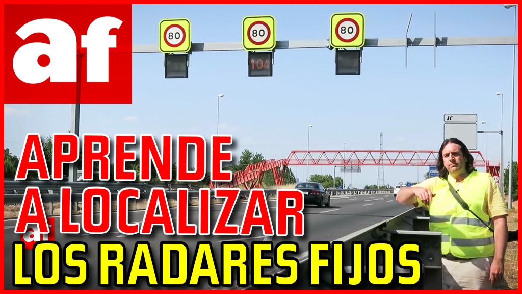 Radares: guía para evitar las multas por exceso de velocidad