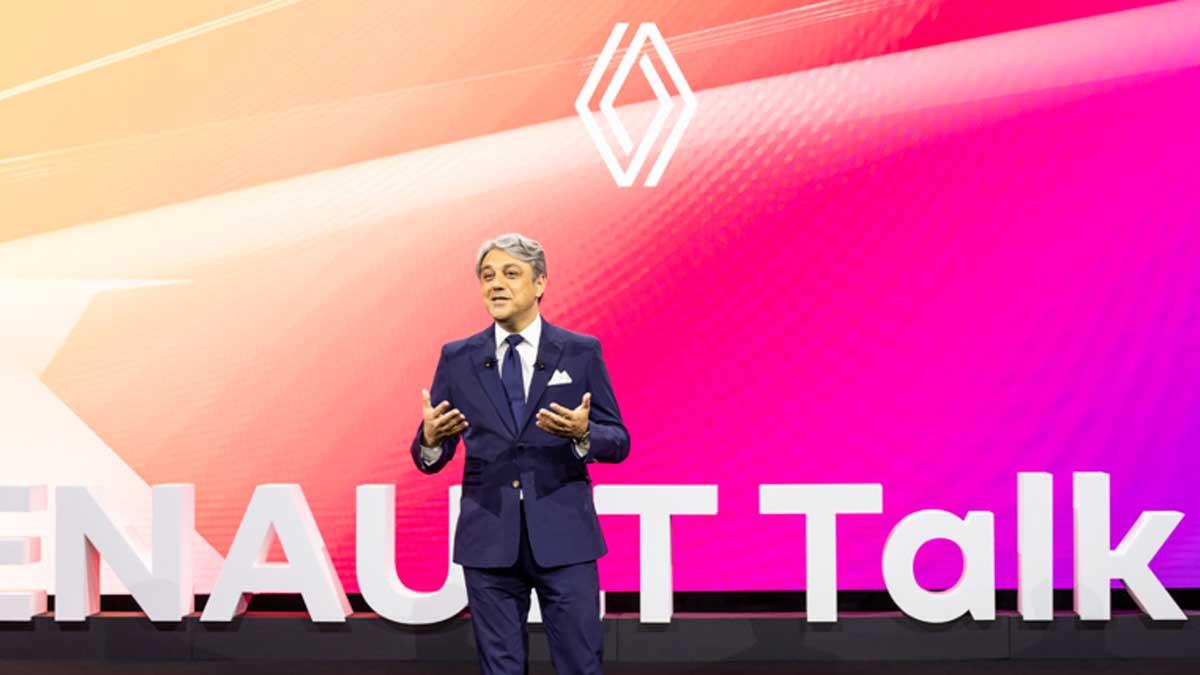 Renault Talk #1: nuevo logo y más detalles sobre su ofensiva electrificada