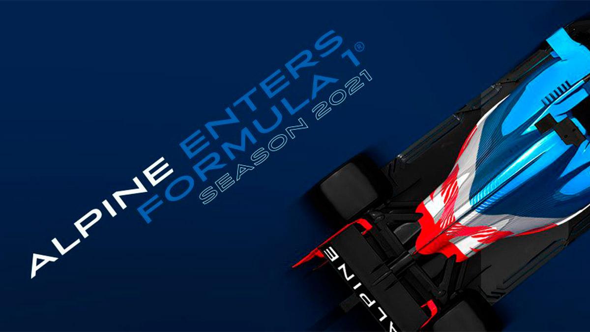 Renault F1 pasará a ser Alpine F1 Team, con Fernando Alonso como piloto estrella