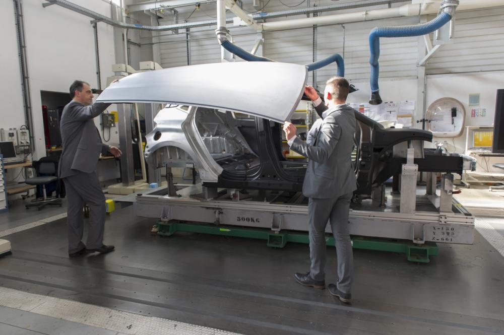 Los principales proveedores del Renault Eolab