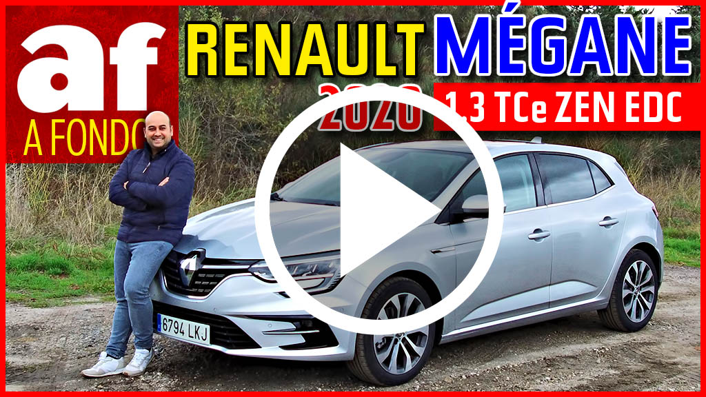 Vídeo: Prueba a fondo Renault Mégane 2020 (con galería de fotos)
