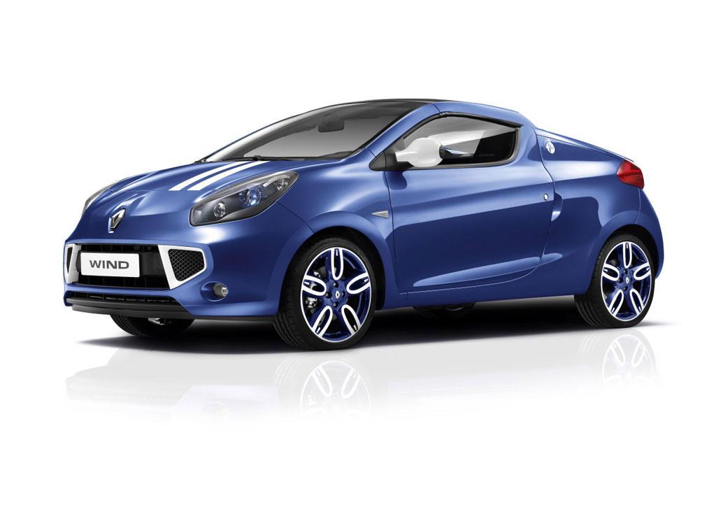 Renault extiende la gama Gordini al Wind