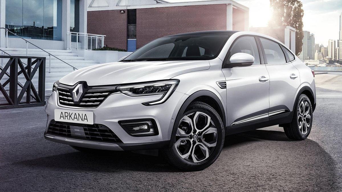 Nuevo Renault Arkana 2021: precios y equipamientos para España