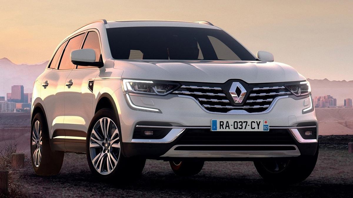 Renault Koleos 2021: el SUV más `Top´del rombo y muy equipado, ¡por 26.910 euros!