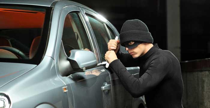 robos coche
