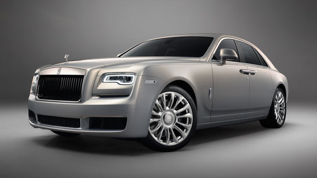 rolls royce silver ghost collection