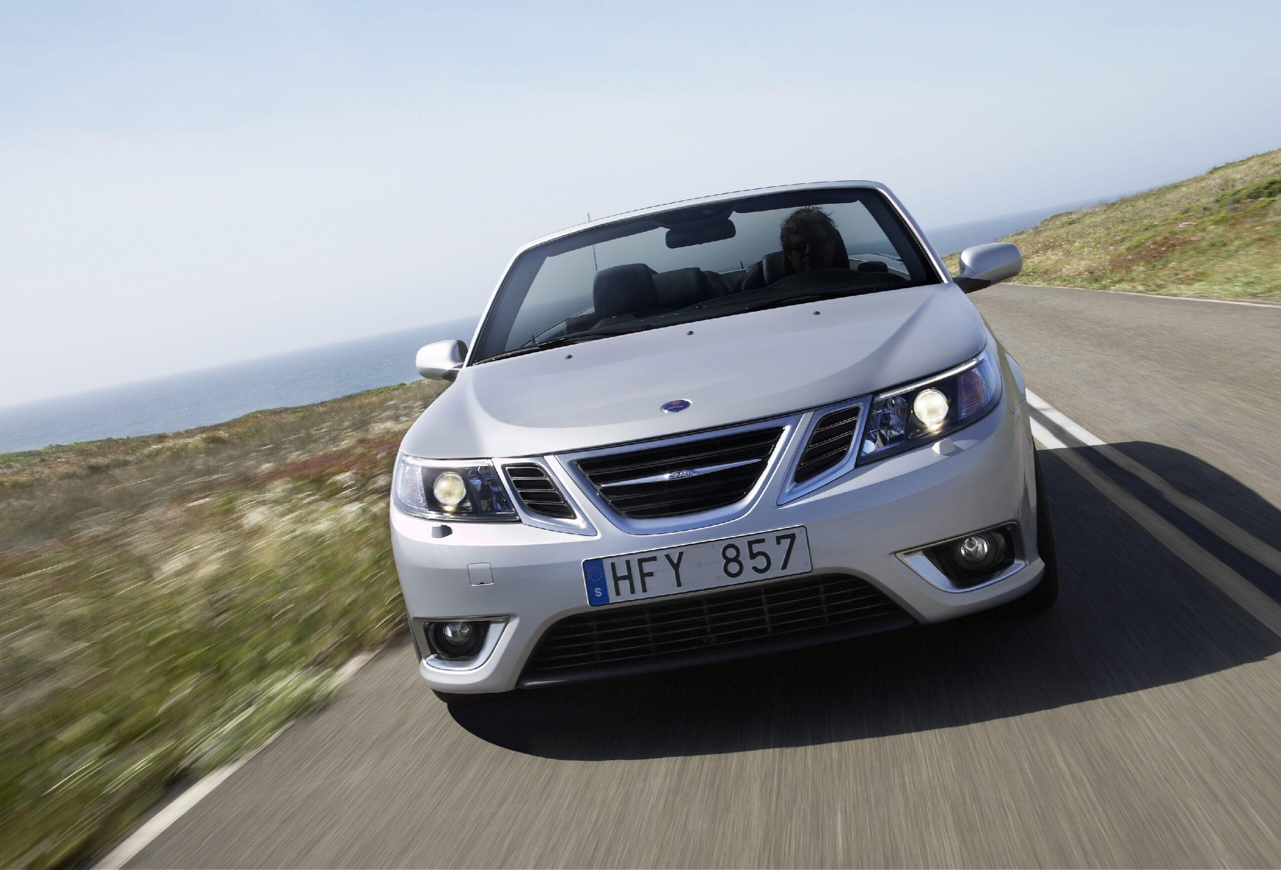 El Saab 9-3 podría regresar a la producción en 2013