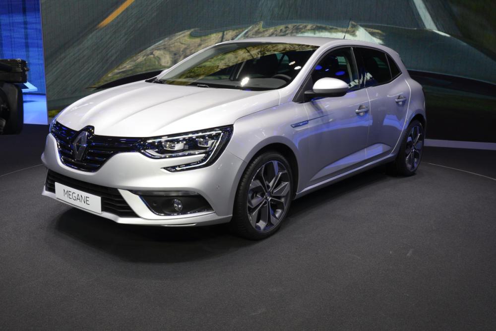 Renault Mégane: el líder saca músculo