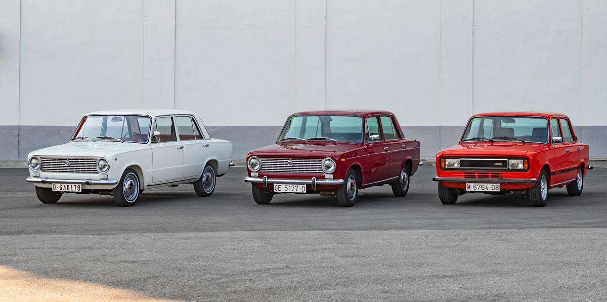Seat 124 (1968 – 1980), un icono de la historia del automóvil español