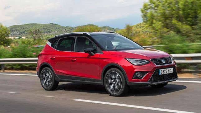 Seat y Volkswagen llaman a revisión a los Arona, Ibiza y Polo