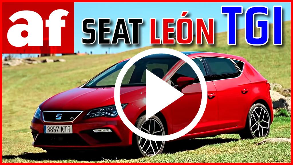 Vídeo: review y prueba del Seat León TGI