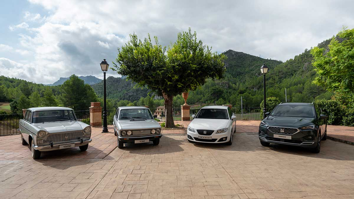 seats flagships from 1500 to tarraco13hq