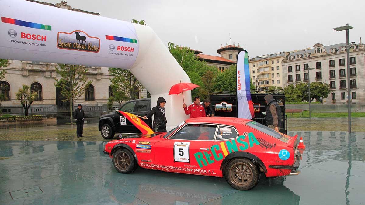 El III Spain Classic Rally ya calienta motores