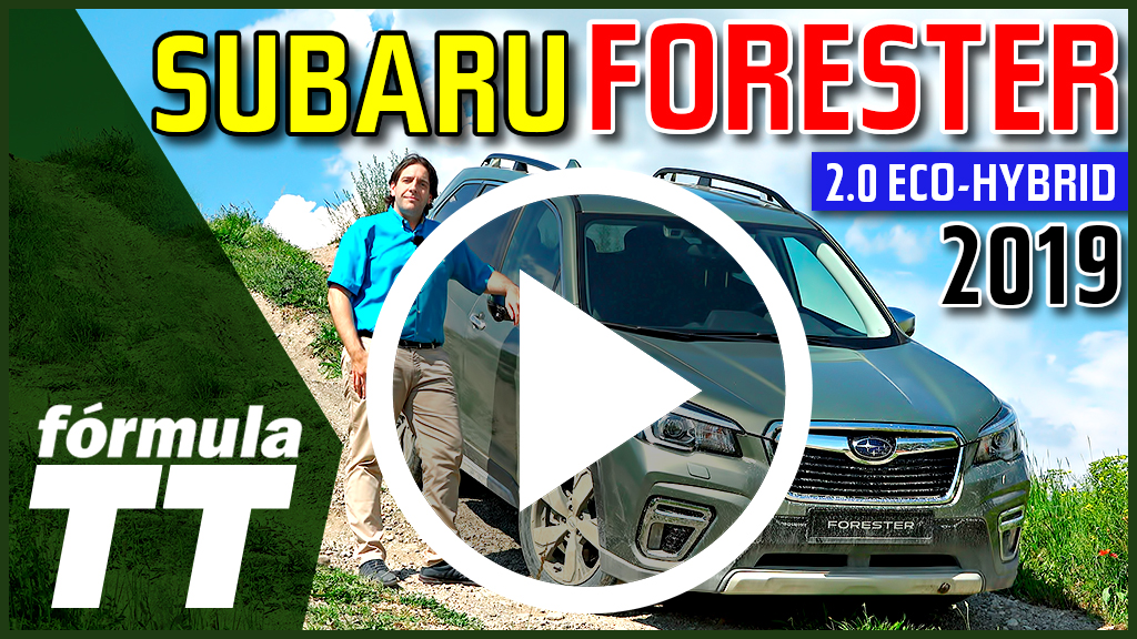 Vídeo: review técnica y prueba del Subaru Forester 2.0 ECO-Hybrid