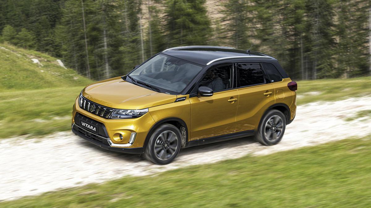 Nuevo Suzuki Vitara Mild Hybrid 2021: un SUV diferente, con etiqueta ECO… y ahora automático