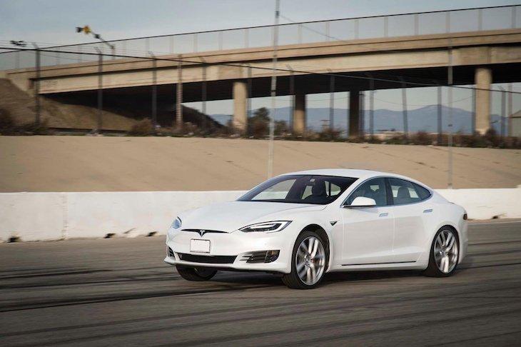 El Tesla Model S P100D bate el récord: de 0 a 100 km/h en 2,28 segundos