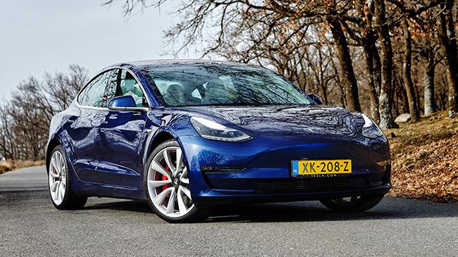 Vídeo: Tesla Model 3, el coche más seguro del año según Euro NCAP