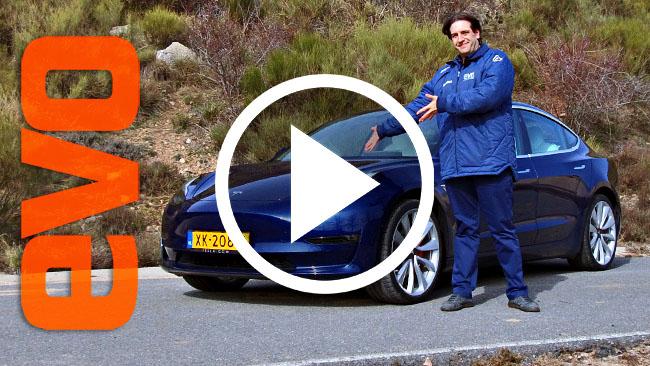 Vídeo: review y prueba del Tesla Model 3 Performance
