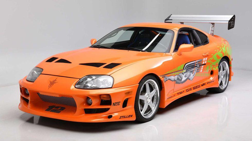 subasta Toyota Supra