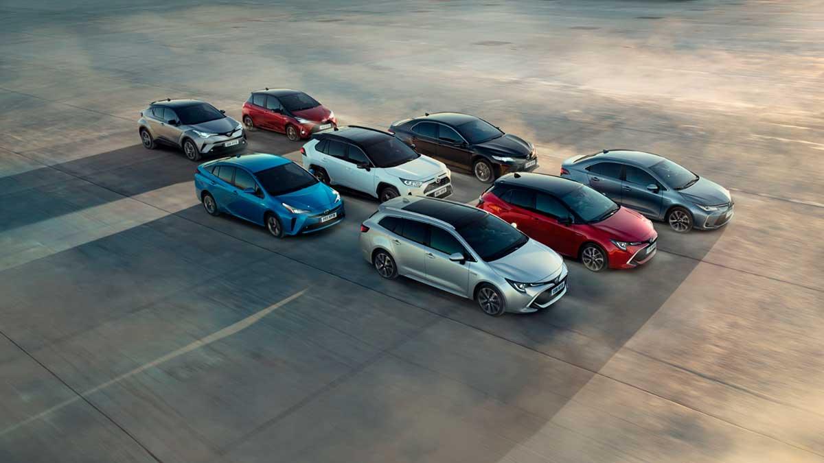 Toyota Ocasión: así es la nueva marca de Toyota España para sus vehículos usados