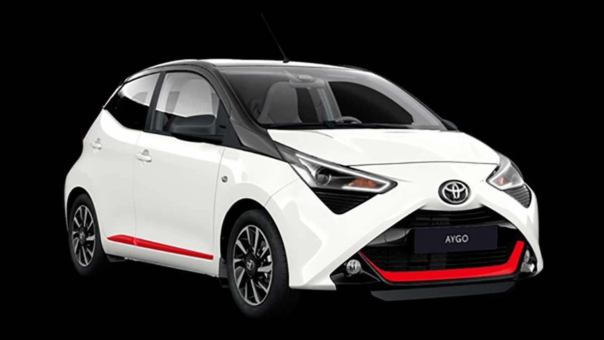 Nuevo Toyota Aygo x-sport 2021: llega el acabado más deportivo