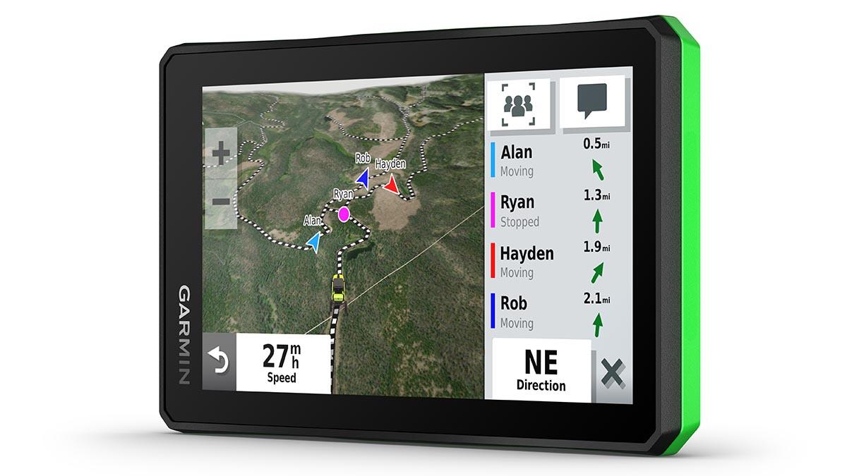 Garmin Tread: GPS off-road para quads y ATVs