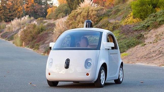 vehicle prototype google