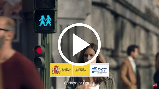 Video: La DGT pone el foco en la siniestralidad urbana