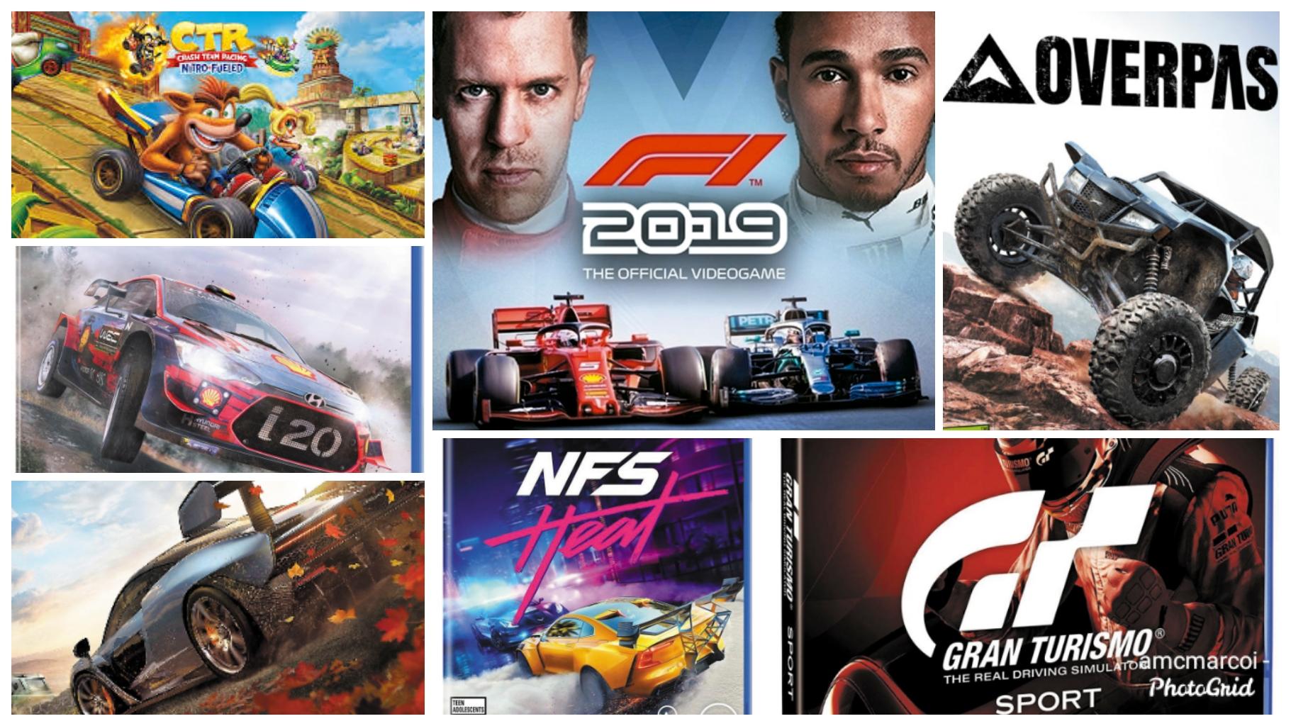Los mejores videojuegos de coches para consola y ordenador