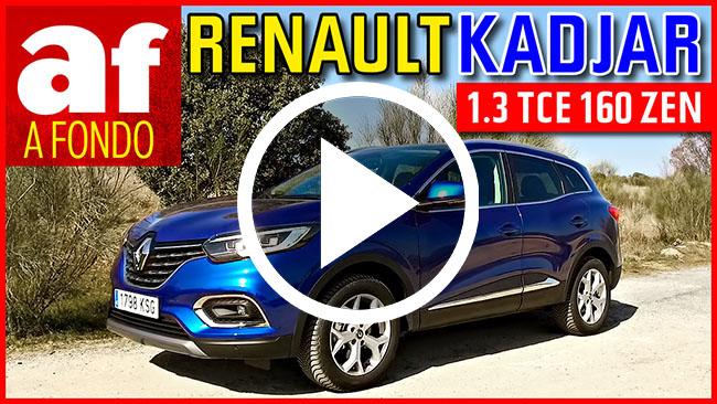 Vídeo: Prueba del Renault Kadjar 2019