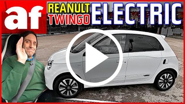 Vídeo: el Renault Twingo Electric 2021, a prueba