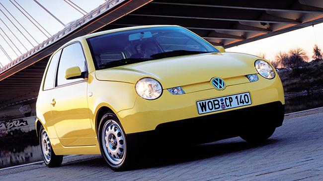 Prueba usado: VW Lupo TDI 3L