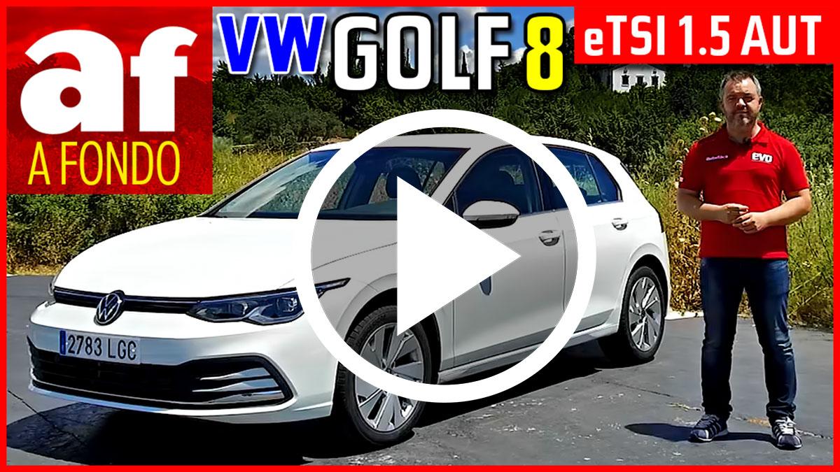 Volkswagen Golf 8 2020: prueba a fondo