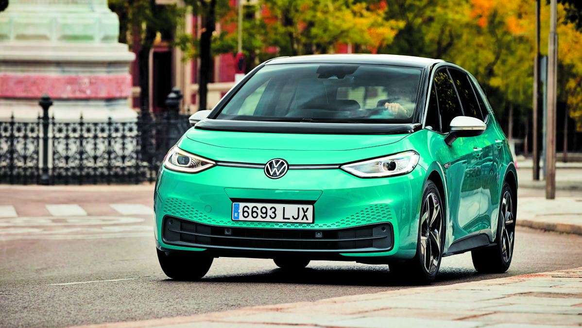 Los rivales del Volkswagen ID.3